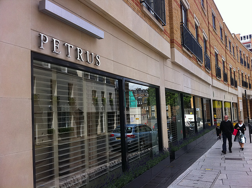 Best restaurants gordon ramsay petrus london the fine dining